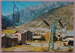 COGNE - Val D'Aosta - Stazione Partenza Cabinovia - Départ De La Télébenne - Vg - Italia