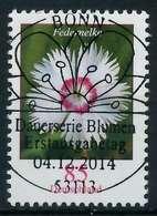BRD DS BLUMEN Nr 3116 ESST Zentrisch Gestempelt X83E4FA - BRD
