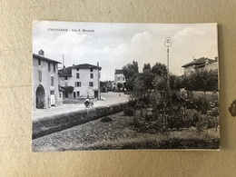 CALVISANO VIA S. MICHELE 1960 - Brescia
