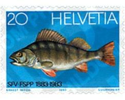 Ref. 209783 * MNH * - SWITZERLAND. 1983. ANNIVERSARIES . ANIVERSARIOS - Neufs