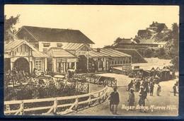 K1022- Rare Post Card Of Pakistan. Bazaar Scene, Murree Hill, Pakistan. - Pakistan