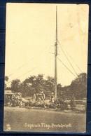 K1023- Rare Post Card Of Pakistan. Generals Flag, Rawalpindi. - Pakistan