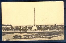 K1025- Rare Post Card Of Pakistan. Lockhart Monument. Rawalpindi, Pakistan. - Pakistan