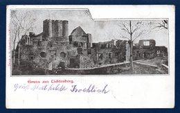 67. Gruss Aus Lichtenberg. Les Ruines Du Château. 1906 - France