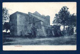 67. Lichtenberg. Les Ruines Du Château. 1911 - France