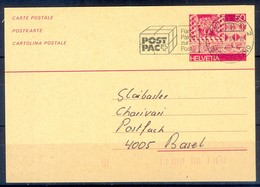 K1061- Postal Used Post Card. Post From Helvetia Switzerland. - Switzerland