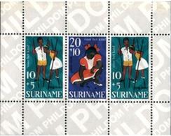 Ref. 54461 * MNH * - SURINAME. 1967. CHILDREN'S GAMES . JUEGOS INFANTILES - Surinam