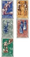 Ref. 27851 * MNH * - SURINAME. 1969. CHILDREN'S GAMES . JUEGOS INFANTILES - Stamps
