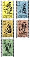 Ref. 29581 * MNH * - SURINAME. 1967. EL BUEN SAMARITANO. - Surinam