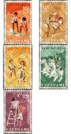 Ref. 238885 * MNH * - SURINAME. 1966. INFANCY WELFARE . A BENEFICIO DE LA INFANCIA - Enfance & Jeunesse