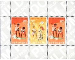 Ref. 238902 * MNH * - SURINAME. 1966. INFANCY WELFARE . A BENEFICIO DE LA INFANCIA - Surinam