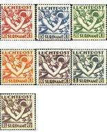 Ref. 364971 * HINGED * - SURINAME. 1930. MERCURY . MERCURIO - Surinam
