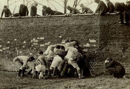 WALL GAME    16 * 12 CM Fonds Victor FORBIN 1864-1947 - Deportes