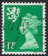 Scotland SG S37 1986 Machin 12p Good/fine Used [39/32207/25D] - Regional Issues