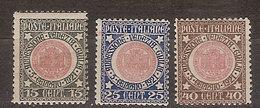 """(Fb).Regno.V.E.III.1921.""""Annessione Venezia Giulia"""".Serie Completa Nuova,gomma Integra,MNH (49-18) - 1900-44 Vittorio Emanuele III"""