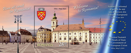 Romania 2019 / Welcome To Romania / S/S - Unused Stamps