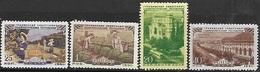 Russia 1951 Sc#1586-9   Georgian Republic Set  MLH  2016 Scott Value $50 - 1923-1991 USSR