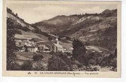 74 - LE GRAND BORNAND - Vue Générale (C164) - Autres Communes