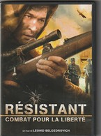 DVD RESISTANT  Guerre 39 45 En Ukraine    Etat: TTB Port 110 Gr Ou 30 Gr - Action, Adventure