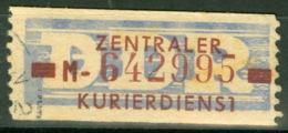 DDR ZKD 20-MI O - [6] République Démocratique