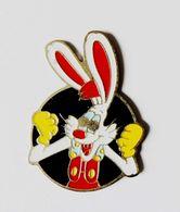 Pin's Roger Rabbit Signé Disney Amblin - EVR - BD