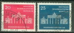 DDR 665/66 O - [6] République Démocratique