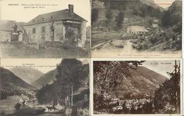 8769 Lot De 35 CPA Hautes Pyrénées 65 - Pas Lourdes - Amortissement Garanti - Autres Communes