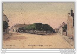 77) CESSON - VERNEAU - La  Place - Cesson