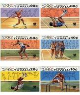 Ref. 51850 * MNH * - TUVALU. Funafuti. 1988. GAMES OF THE XXIV OLYMPIAD. SEOUL 1988 . 24 JUEGOS OLIMPICOS VERANO  SEUL 1 - Tuvalu