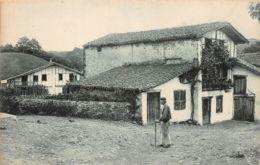 Vieux Cambo (64) - Maisons Basques - Animation - Non Classés