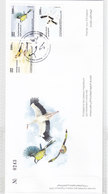 Lebanon-Liban 2019,Int.Day Of Migrant BIRDS On OFFICIAL FDC 3V. Limiteds Issue 750 Only- SKRILL PAYMENT ONLY - Lebanon