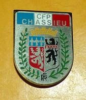 CHASSIEU, C.F.P, Centre De Formation Police,FABRICANT FAUDE GIPPENGEN ,HOMOLOGATION SANS,  BON ETAT VOIR PHOTO  . POUR T - Polizia
