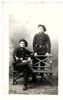 Les CHASSEURS  ALPINS  Du 28 Iem  REGIMENT , Ecrite De  GRENOBLE Le 28/ 11 /1911 - Regiments