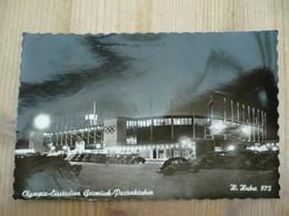 Olympia Eistadion Garmisch Partenkirchen 1957 Volkswagen  Kever - Garmisch-Partenkirchen