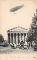 2279 PARIS — La Madeleine - La Rue Royale - Dirigeables