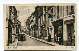 Cpa  61 : SEES   Rue De Billy Animée  VOIR  DESCRIPTIF  §§§ - Sees