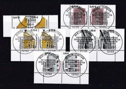 BRD, Waagerechtes Paar Nr.2298/02, Gest. (T 11755) - [7] República Federal
