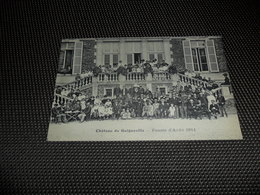 France ( 94 )  Frankrijk  :  Château De Guigneville  - Passée D' Août 1911 - Autres Communes