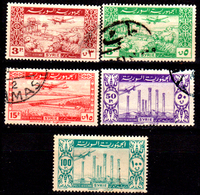 Siria-00151 - Posta Aerea 1946 (sg/o) NG/Used - Senza Difetti Occulti. - Siria