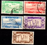 Siria-00152 - Posta Aerea 1946 (o) Used - Senza Difetti Occulti. - Siria