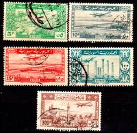 Siria-00153 - Posta Aerea 1946 (o) Used - Senza Difetti Occulti. - Siria