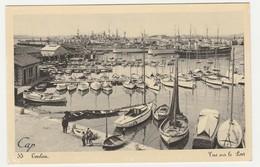 83 Toulon N°55 Vue Sur Le Port Yachts Voiliers Navires De Guerre Bateaux De Pêche - Toulon
