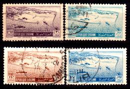 Siria-00155 - Posta Aerea  1951 (o) Used - Senza Difetti Occulti. - Siria