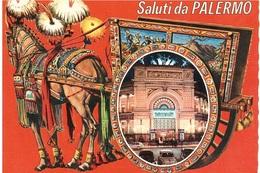 SALUTI DA PALERMO - Saluti Da.../ Gruss Aus...