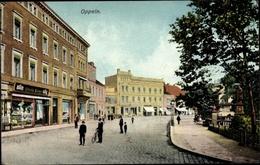 Cp Opole Oppeln Schlesien, Straßenpartie - Schlesien