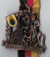 MEDAILLE  MARCHE POPULAIRE - 5. IINT WOLKWANDERUNG 1979 SCHONACH IM SCHWARZWALD - MARTINSKAPELLE - Allemagne
