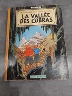 BD - Les Aventures De Jo, Zette Et Jocko - La Vallée Des Cobras - Casterman 1957 - - Jo, Zette & Jocko