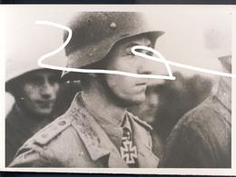19 RKT Heinrich Gerlach Pilot Von Fi 156 Storch Gran Sasso D'Italia. Mussolini Befreiung. Repro - 1939-45