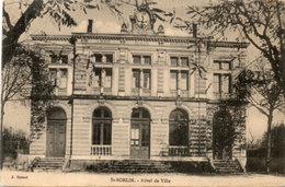 SAINT SORLIN - Hotel De Ville  (113704) - Autres Communes