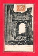 PALESTINE-CPA NAZARETH - INTERIEUR DE L'EGLISE DE L'ANNONCIATION - Palestine